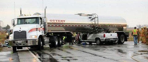 Commercial Truck Crash lawyer mn